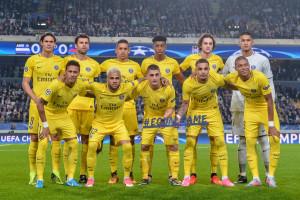PSG-Equipe